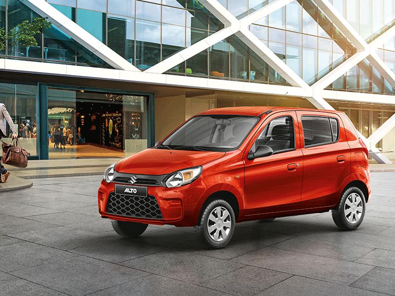 Suzuki - Alto
